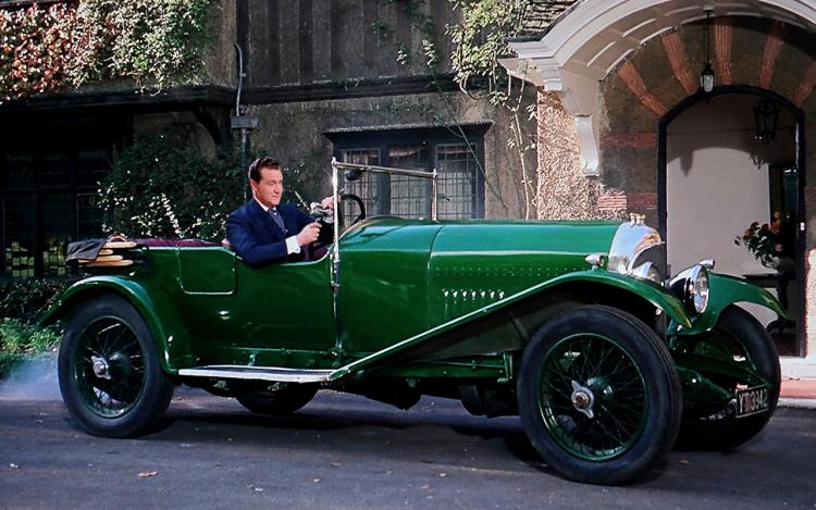 bentley 3 litres 1928