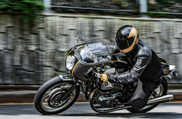 Royal Enfield 650 cafe racer