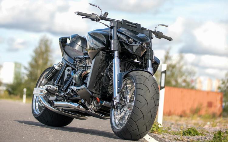 moto la plus puissante au monde