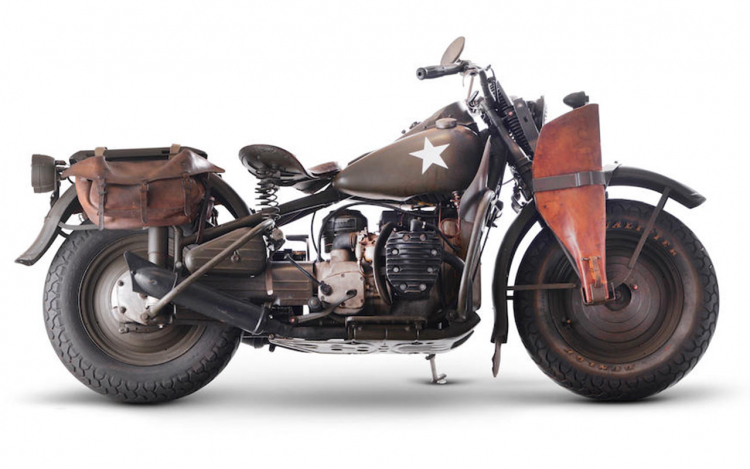 Harley-Davidson militaire