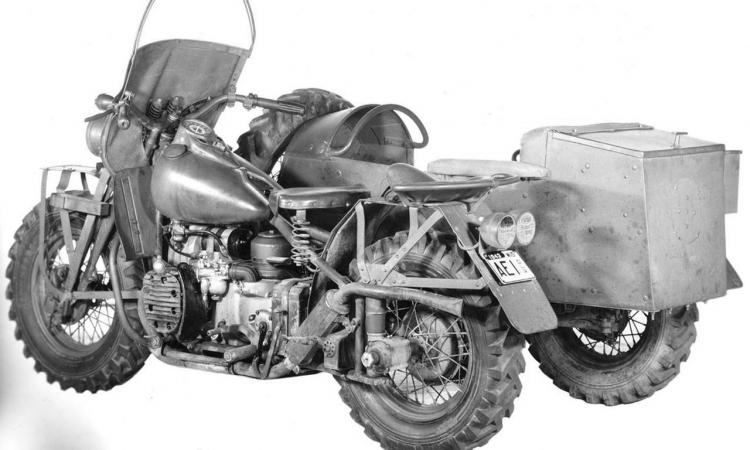 sidecar Harley-Davidson