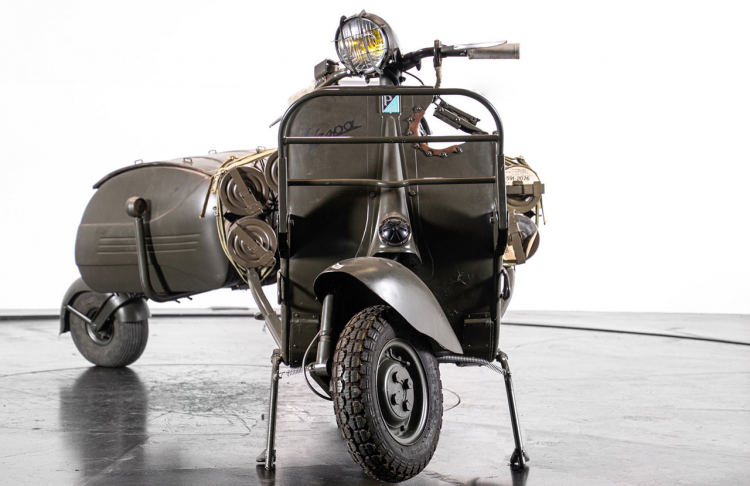 scooter militaire