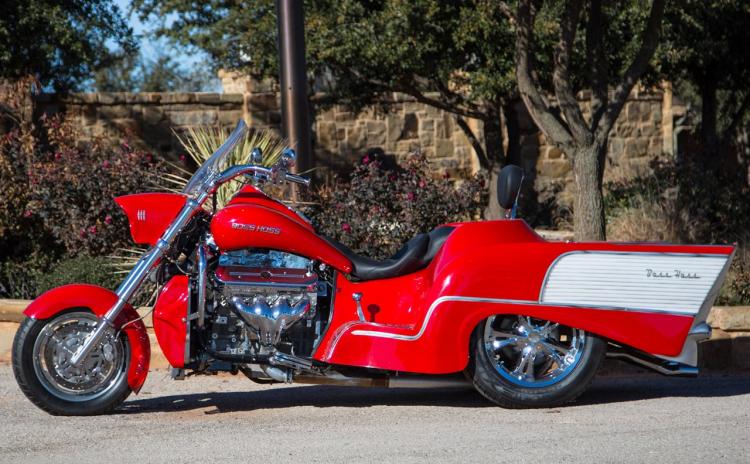 Boss Hog Trike