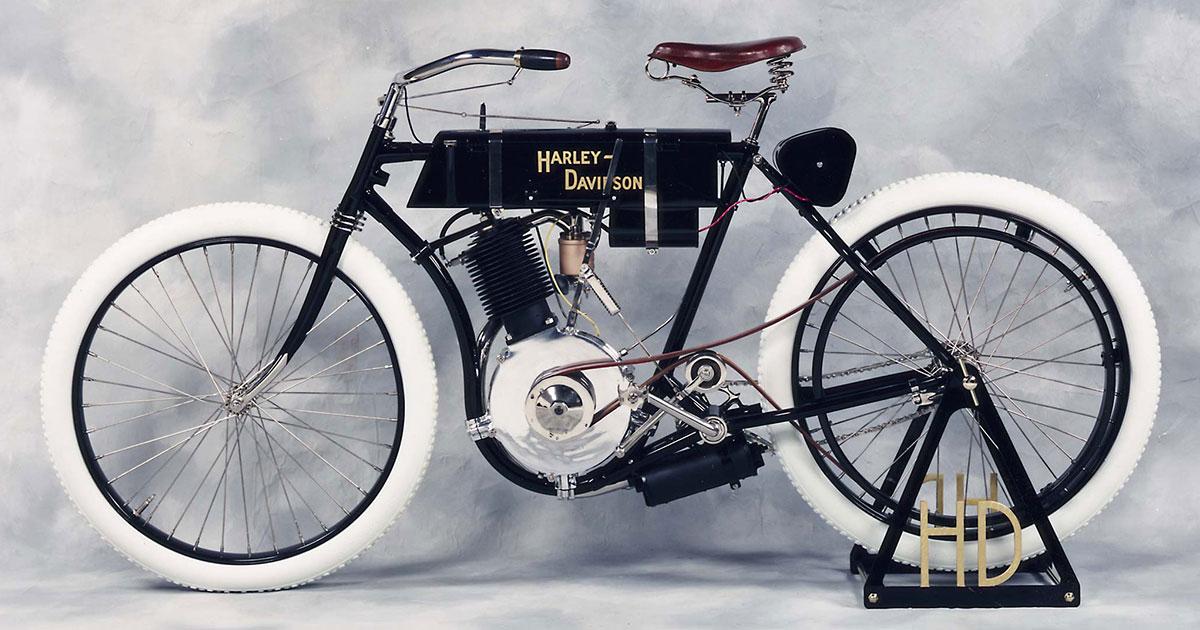 Histoire Harley-Davidson