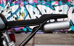 Honda XR 600 street tracker