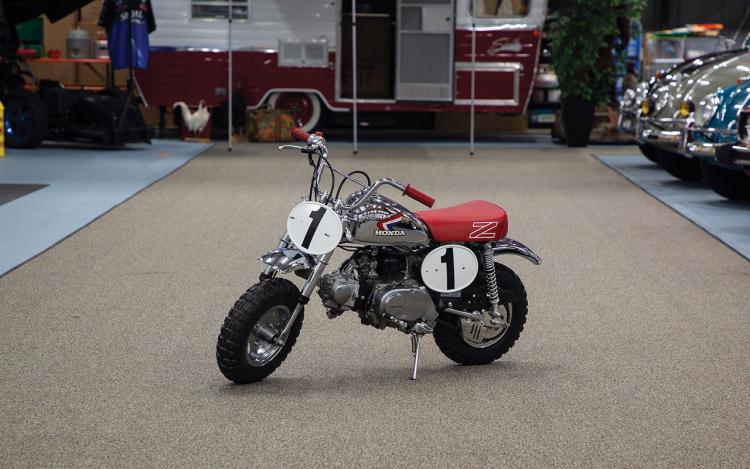 Monkey Z50R