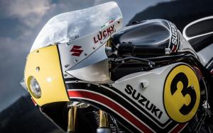Préparation Suzuki 1200 Bandit
