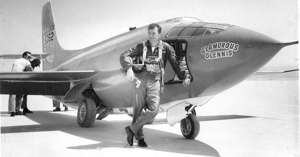 mort de chuck yeager