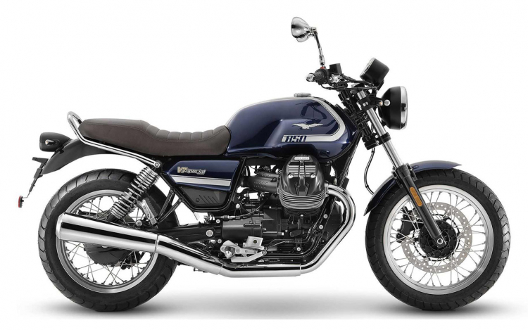 Moto Guzzi V7 2021 Special