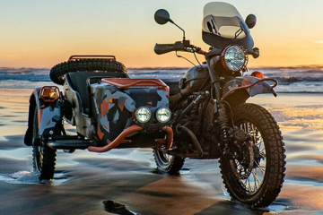 Ural Gear-Up Limited Edition