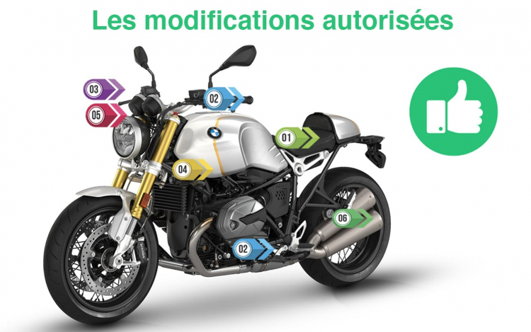 modification moto