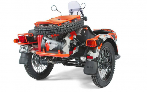 side-car Ural 2021