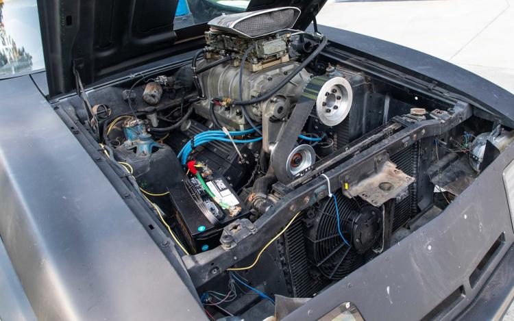 V8 Ford 351 compresseur