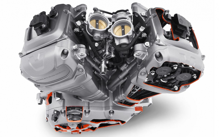 harley-davidson V-Twin Revolution max 1250