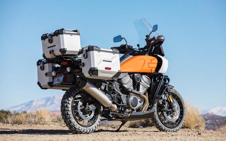 Harley-Davidson Pan America 1250 Special équipée