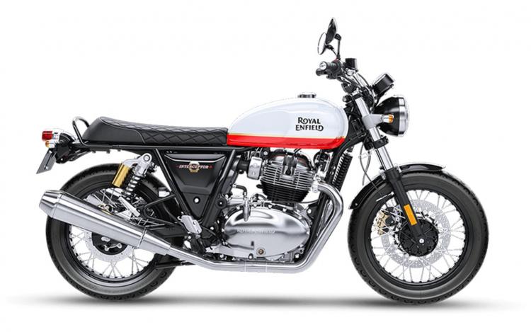 moto néo-rétro numéro 1
