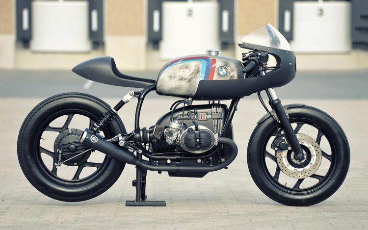 cafe racer BMW homologué