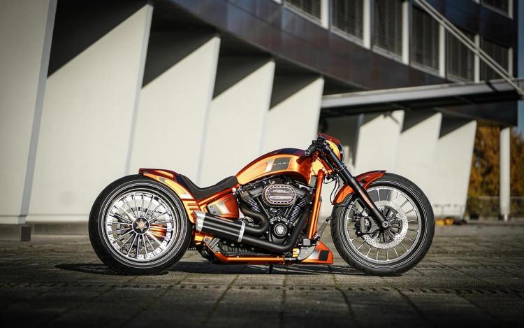 Harley-Davidson softail Thunderbike