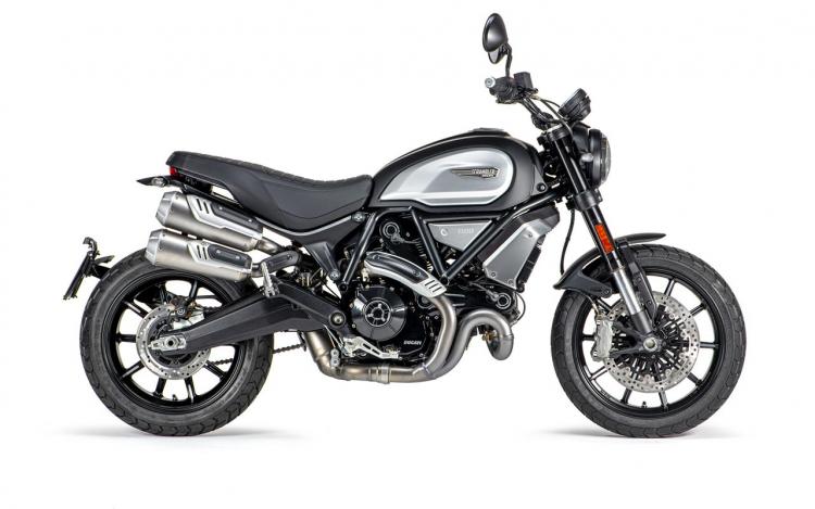 Ducati 1100 Scrambler dark pro 2021