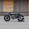 Moto Guzzi V50 cafe racer