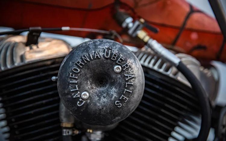 Carburateur Linkert