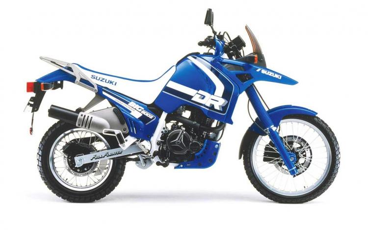 Suzuki DR 800 S