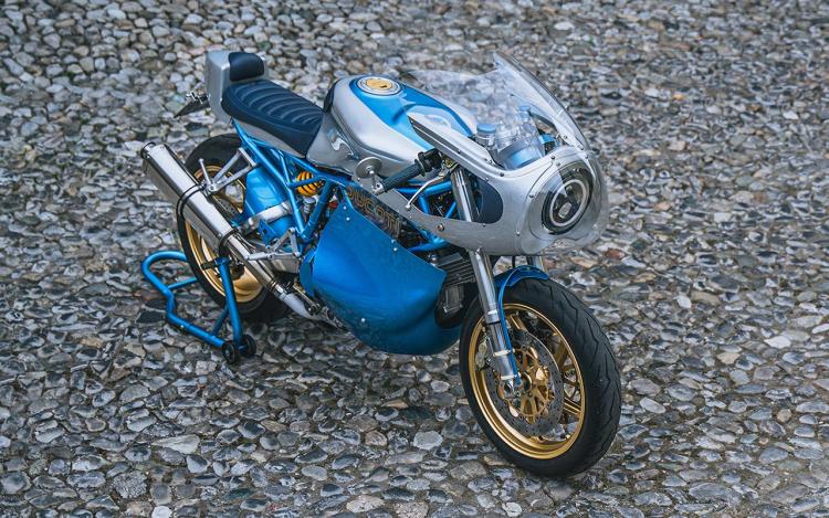 Ducati 900 SS ie café racer