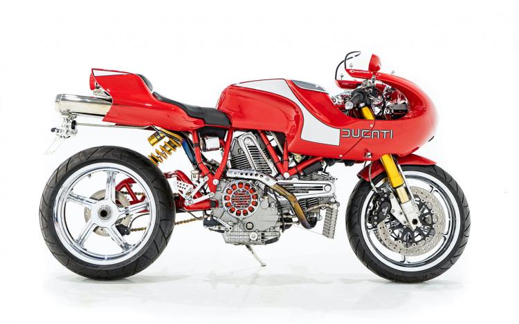 Ducati 900 Mike Hailwood EVOluzione