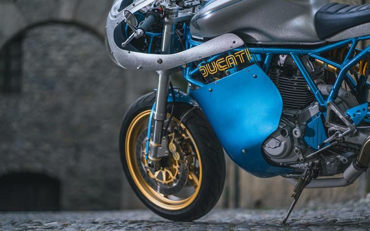châssis Ducati