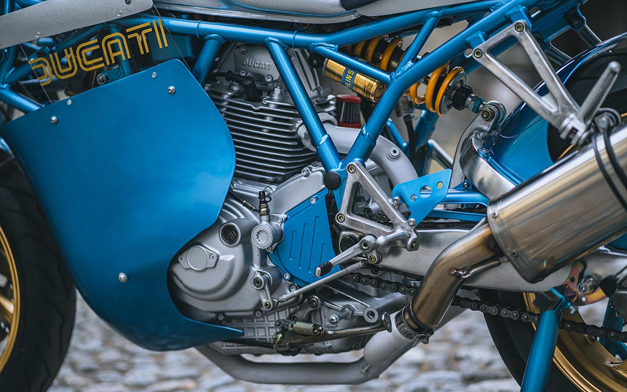 twin ducati 2 soupapes