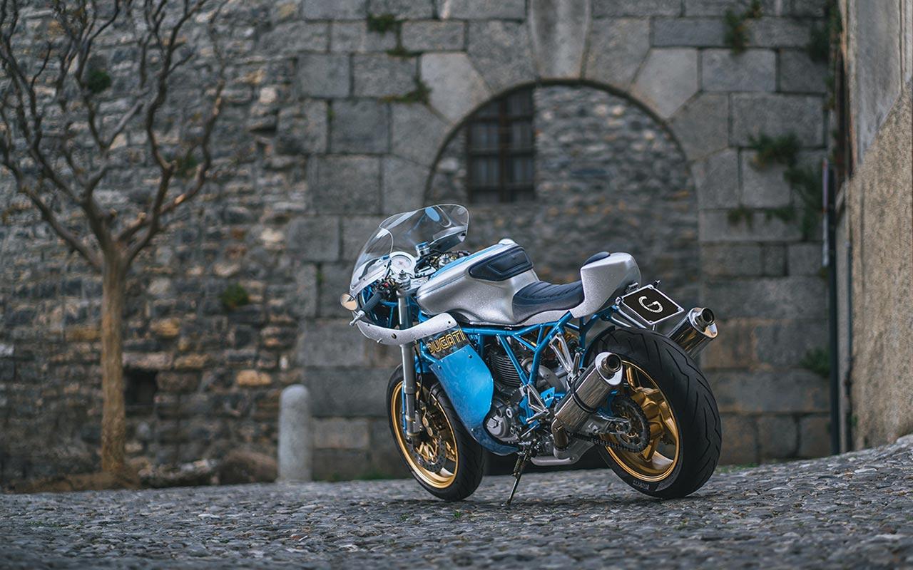 Ducati cafe racer