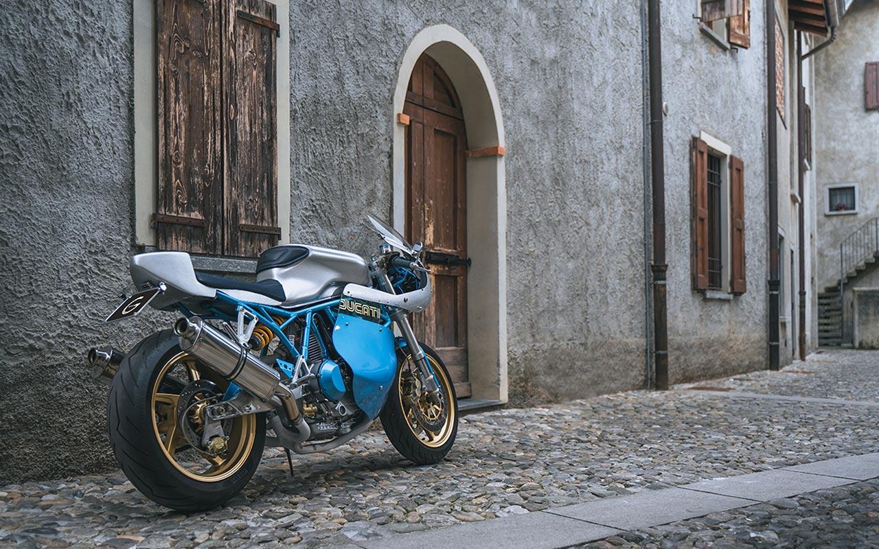 Ducati SS 900 ie