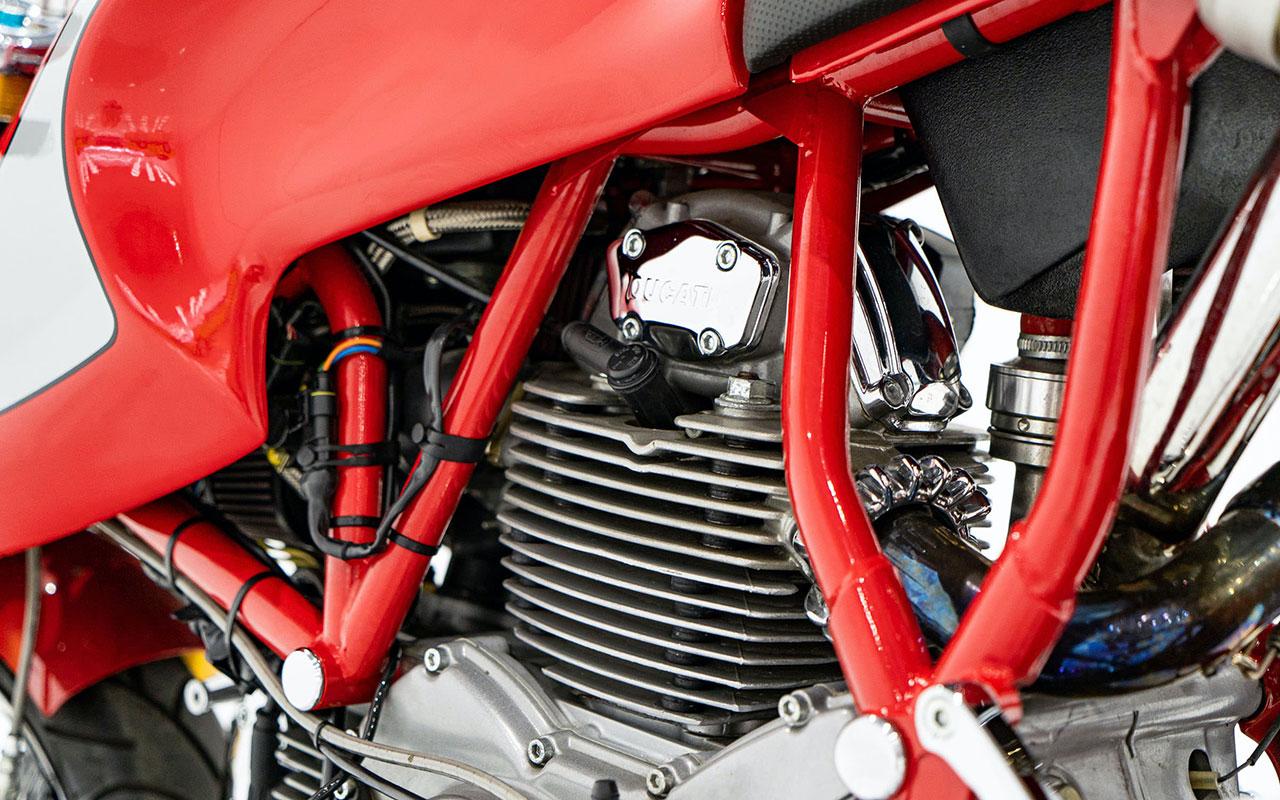 L-Twin Ducati