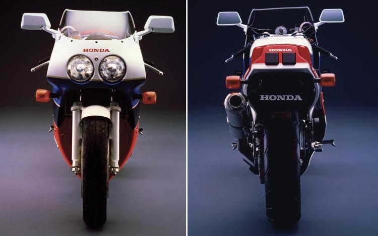 carénage Honda RC30