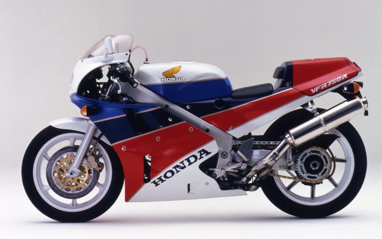Honda RC30 développée HRC