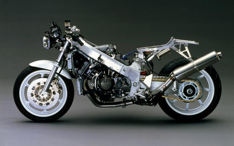 partie-cycle Honda RC30