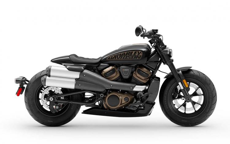 nouveauté Harley-Davidson 2021 : Sportster S