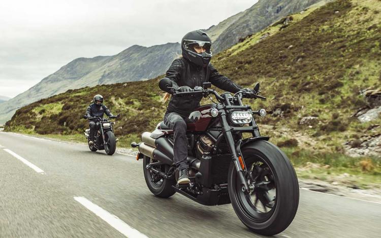 Harley-Davidson Sporster S 2021