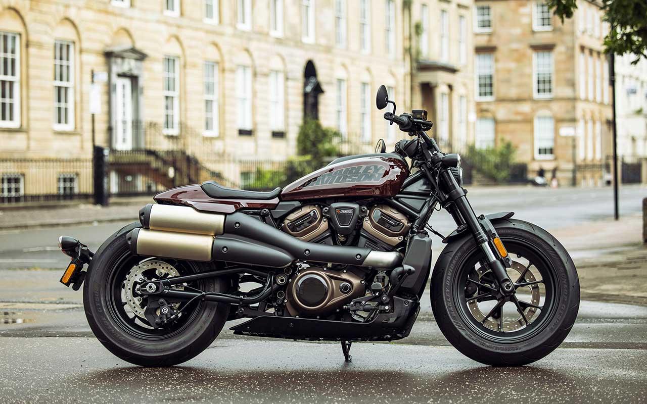 Harley-Davidson Sporster S