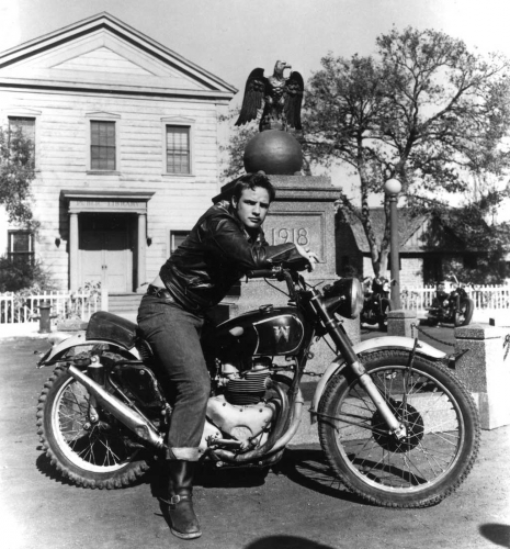 Marlon Brando : L'Équipée Sauvage