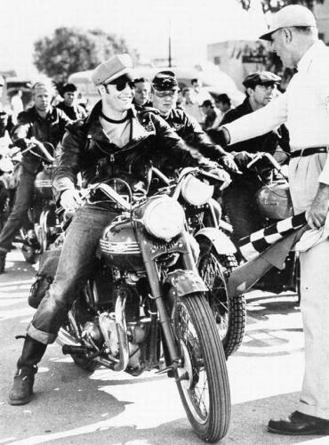 Marlon Brando & L'équipée sauvage