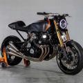 Honda CBX1000 café racer