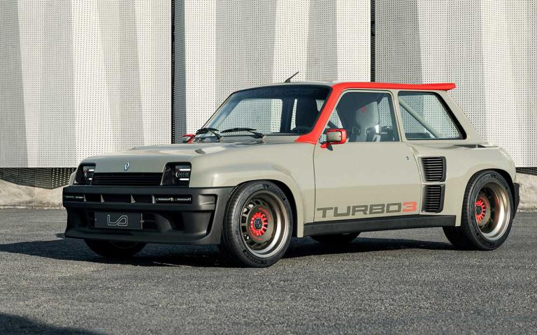 Renault 5 Turbo 3