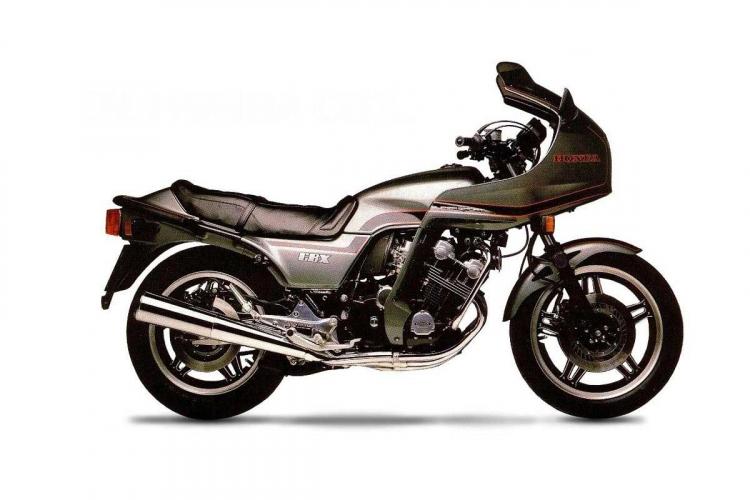 Honda CBX1000 1982