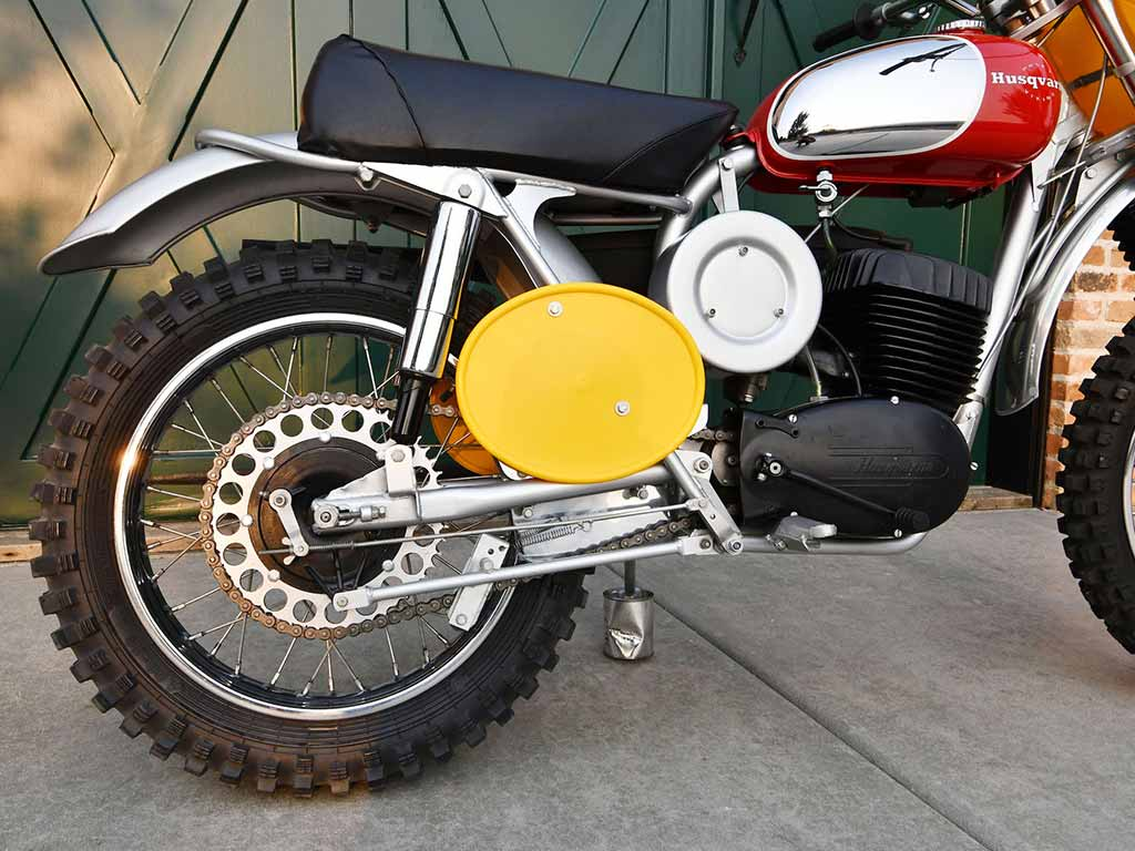 moteur 2-temps motocross