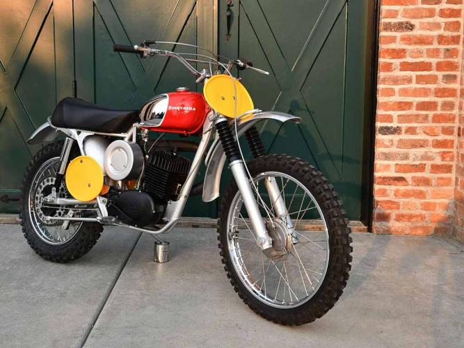motocross ancienne