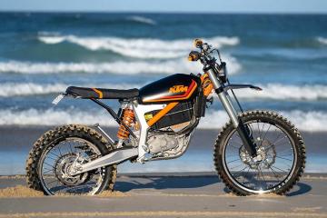KTM EXC Free Ride